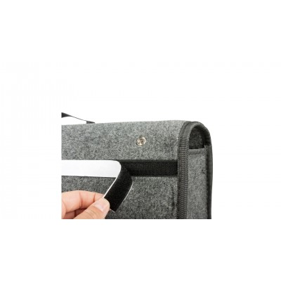 Walser bag na náradie sivá L 29x50x14cm