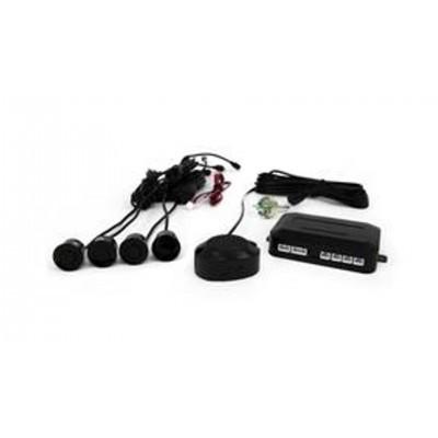 Parkovací asistent so zvukovým signalizátorom vzdialenosti, 4 senzory
