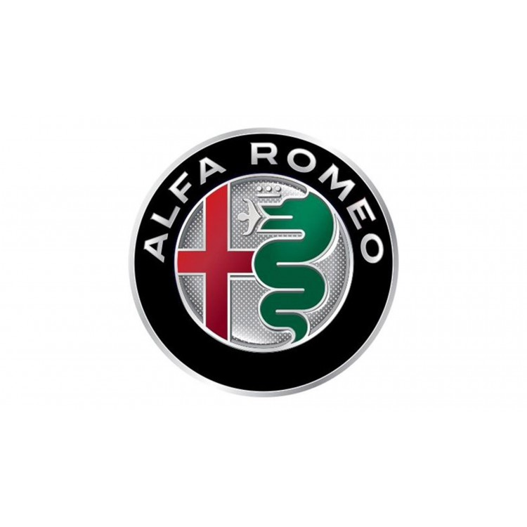 4CARS 3D CAR LOGO ALFA ROMEO