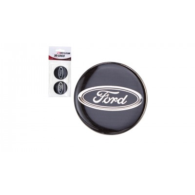 4CARS 3D CAR LOGO FORD