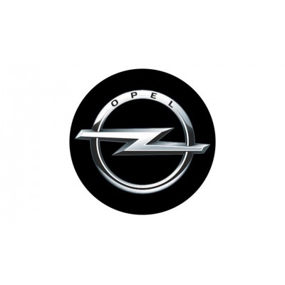 4CARS 3D CAR LOGO OPEL