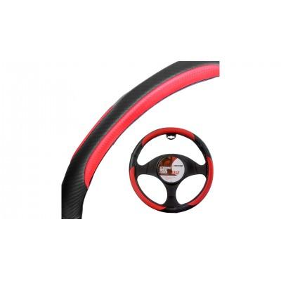 4CARS Poťah volantu 37-39cm