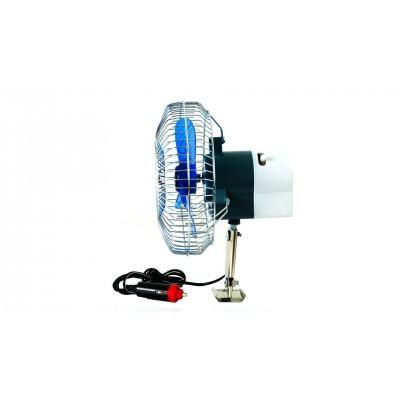 4CARS Ventilátor kovový 12V