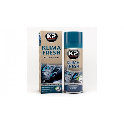 K2 osviežovač klimatizácie KLIMA FRESH 150 ml