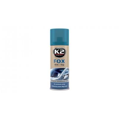 K2 Prípravok proti zahmlievaniu okien FOX 200ml
