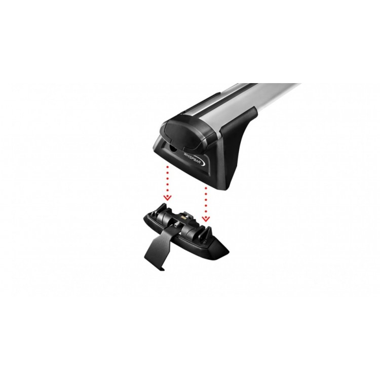 Whispbar montážna sada - Clamp Mount - K678W