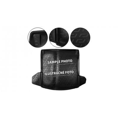 Gumená 3D vanička so zvýšeným okrajom do batožinového priestoru AUDI A4 B6/B7/4D SEDAN